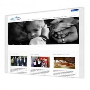 Neue Internetseite des Vereins